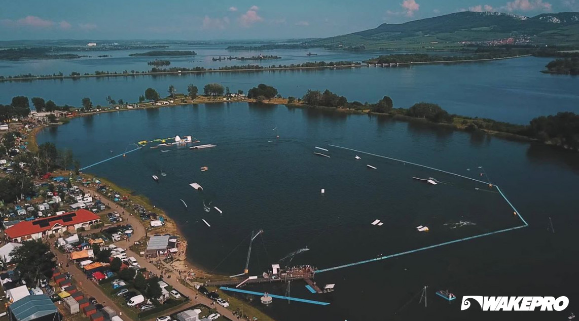 Wakepro feature in Wakepark Mercury