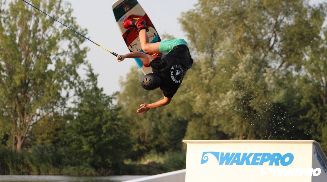 Wakepro obstacles in Wake Family Brwinów