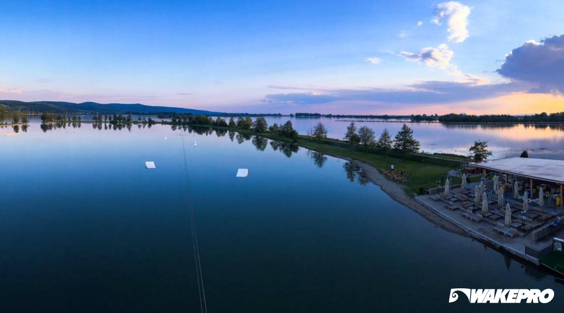 Wakepro obstacles in Wake Soul Piestany