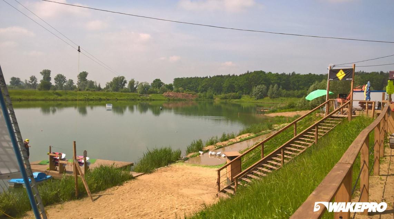Wakepro obstacle in Wake Zone Rzeszow