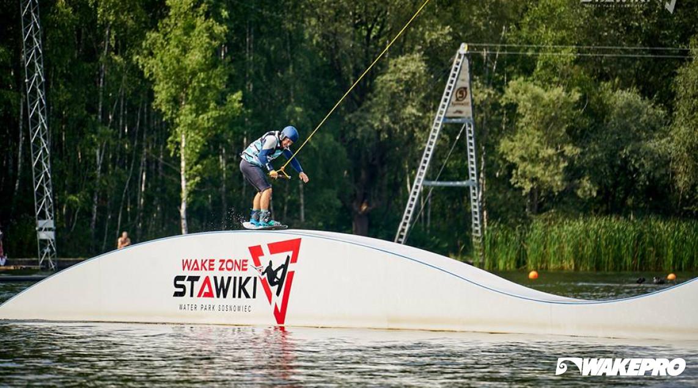 Wakepro Obstacles in Wake Zone Stawiki