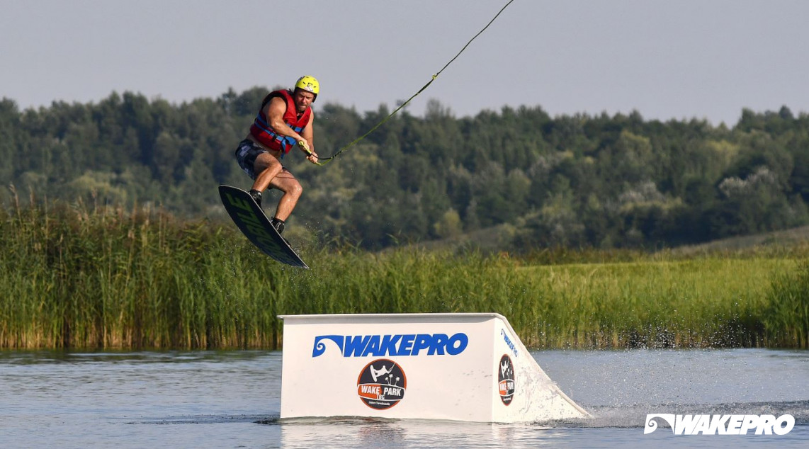 Wakepro elements in TBG wakeprak